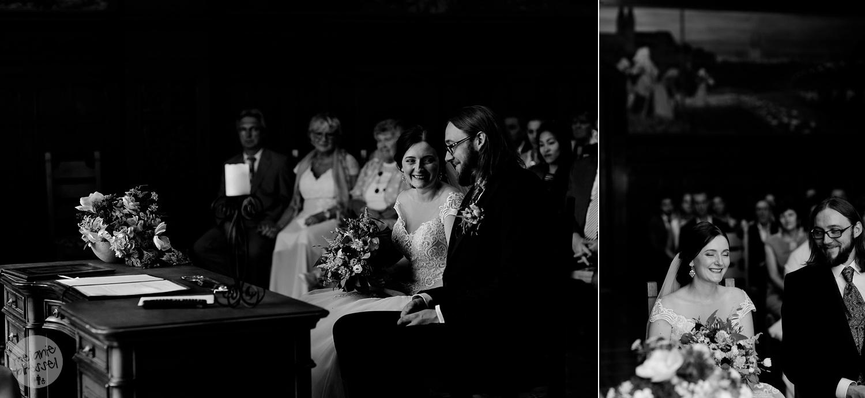 Brautpaar im Standesamt Quedlinburg
