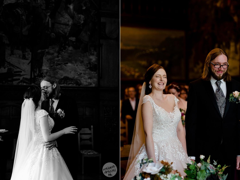 Trauung im Standesamt Quedlinburg - Hochzeitsfotografin Melanie Dressel