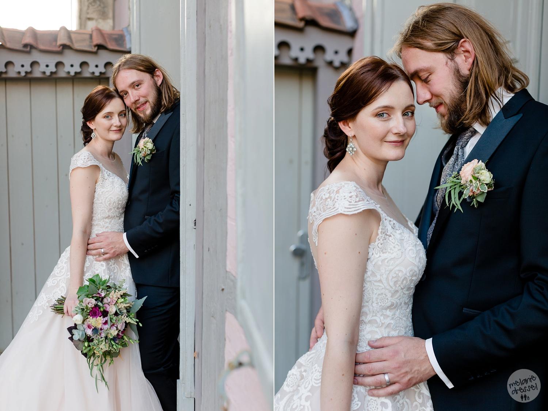 Hochzeitsfotos Quedlinburg Altstadt - Hochzeitsfotografin Melanie Dressel