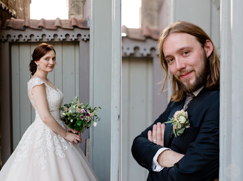 Hochzeitsreportage Quedlinburg - Hochzeitsfotografin Melanie Dressel