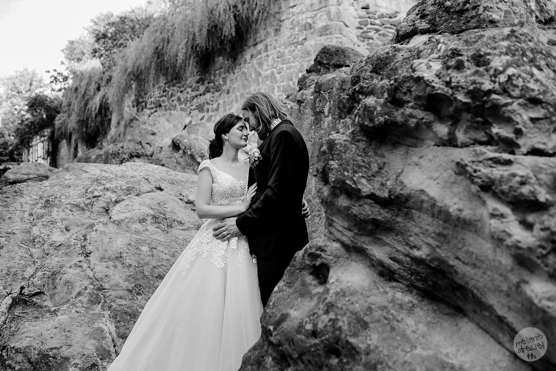 Hochzeit in Quedlinburg Ansicht Schloss Quedlinburg - Hochzeitsfotografin Melanie Dressel