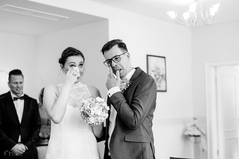Trauung im Standesamt Gera - Hochzeitsfotografie in Gera
